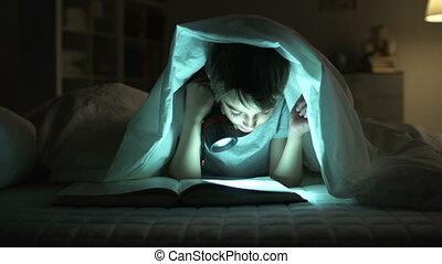 middernacht, studies