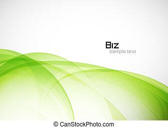 milieu, abstract, groene achtergrond
