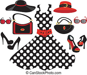 mode, verzameling