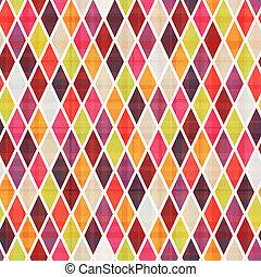 model, kleurrijke, seamless, geometrisch