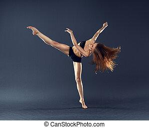 mooi, ballet dansen, dans, tijdgenoot, danser, stijl