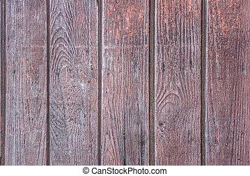 muur, hout, achtergronden