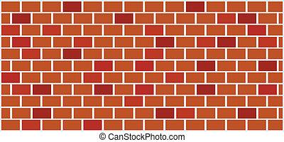 muur, illustratie