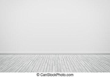muur, witte