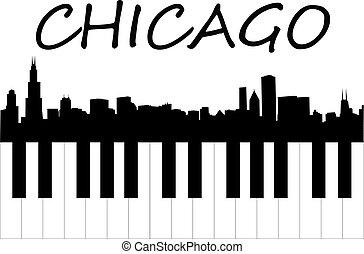 muziek, chicago
