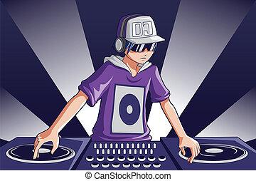 muziek, dj