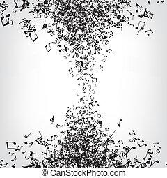 muziek, textuur, opmerkingen