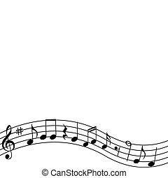 muzikale aantekeningen