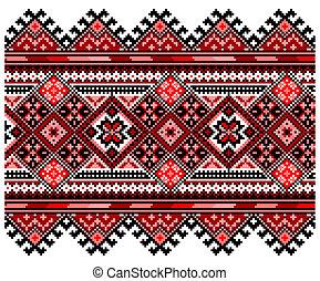 nationale, ornament, ucrainian