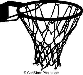 net, basketbal