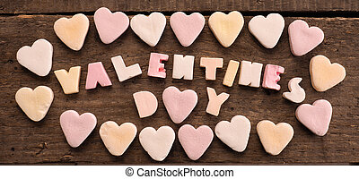 niet, valentines, vergeten, dag