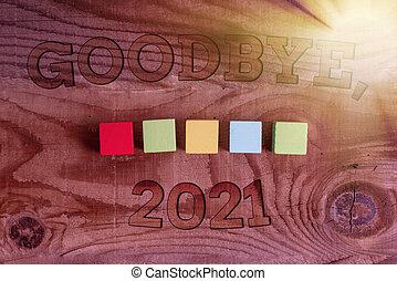 nieuw, leest, zakelijk, jigsaw, maand, mijlpaal, stuk, 2021., tekst, tot ziens, onafgewerkt, eva, handschrift, missende , overgang, jaar, raadsel, viering, witte , gebouw, overzicht, model