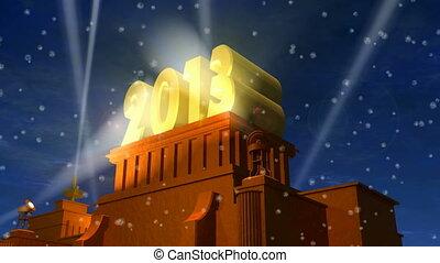 nieuw, titel, jaar, 2013, viering