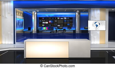 nieuws, studio, 101c1