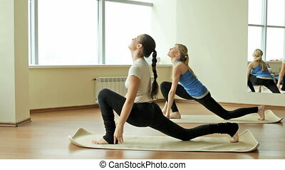 oefeningen, yoga