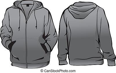 of, mal, jas, zipper, sweatshirt