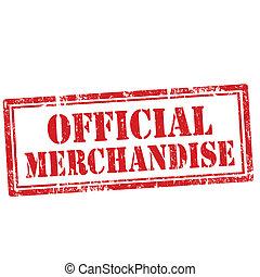 officieel, merchandise-stamp