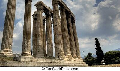 olympian zeus, tempel