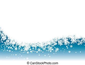 onthullen, sneeuw