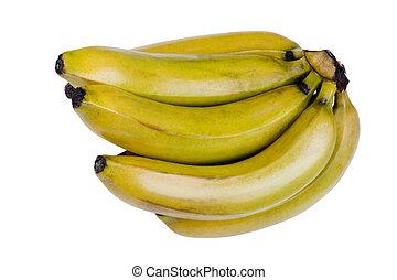 op einde, banaan