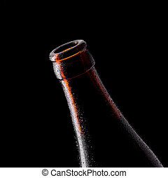 open fles