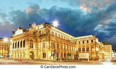 opera huis, -, wenen