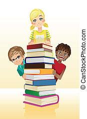 opleiding, kinderen