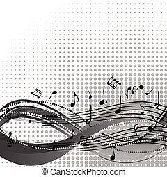 opmerkingen, duig, muzikalisch, achtergrond
