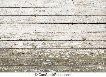 oud, muur, rustiek, witte , plank, schuur