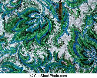 oud, tapestry