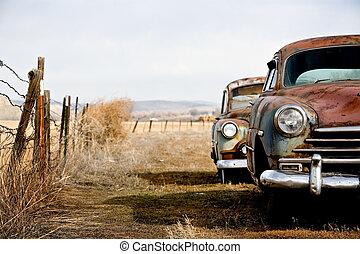 ouderwetse , auto's