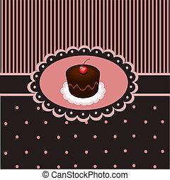 ouderwetse , cupcake