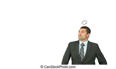 over, denken, succes, zakenman