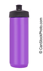paarse , water, fiets, fles, kleur