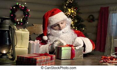pakking, cadeau