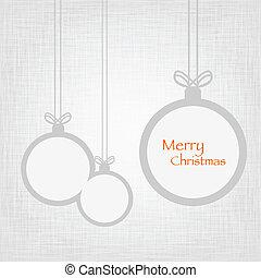 papier, kerstmis, gelul, textured