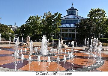 park, coolidge, chattanooga, tennessee