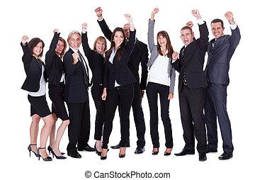 partners, lineup, of, zakendirecteurs