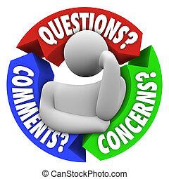 pasklarer schoren, comments, diagram, concerns, vragen