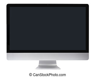 pc computer, glad, monitor