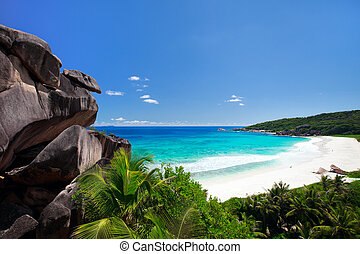 perfect, seychellen, strand