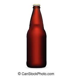 pet, fles, bier glas