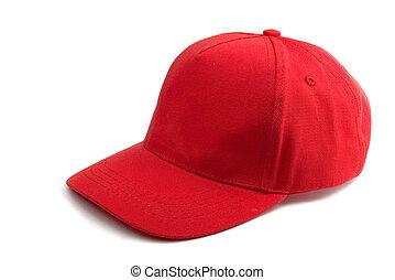 pet, honkbal, rood