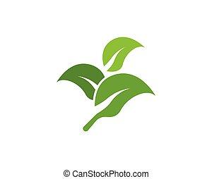 pictogram, natuur, plant, vector, illustratie