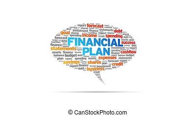 plan, financieel