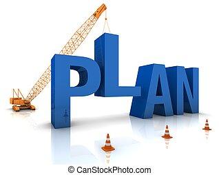 plan, ontwikkelen