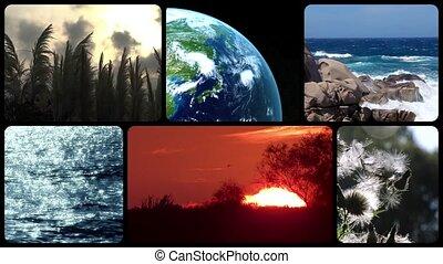 planeet land, schatting
