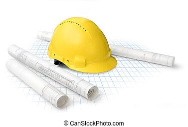 plannen, bouwsector