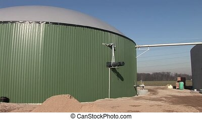 plant, biogas