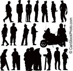 politie, verzameling